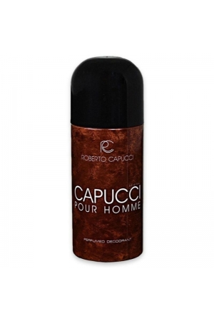 Roberto Capucci Capucci Pour Homme Deodorant 150ml (Deo Spray)
