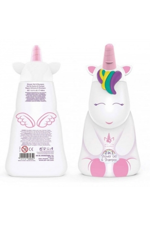 Minions Unicorns Shower Gel 400ml
