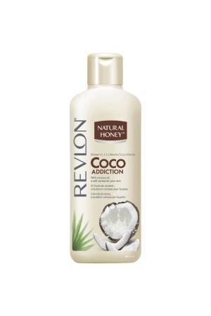 Revlon Natural Honey Coco Addiction Shower Gel 650ml