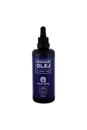 Renovality Original Series Renohair Oil Hair Oils And Serum 100ml (Weak Hair)