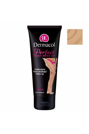 Dermacol Perfect Body Make-up Self Tanning Product 100ml Caramel