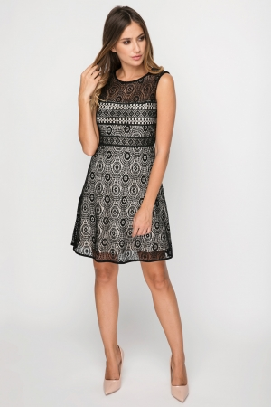 COZY Lace Dress