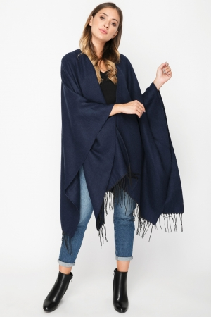 COZY plain cape