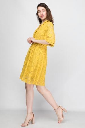 Φόρεμα Δαντέλα Κρουαζέ