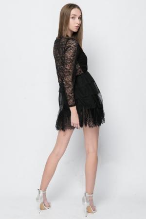 Μίνι Φόρεμα Δαντέλα