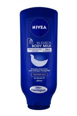 Nivea Shower Milk In-shower Body Milk Body Milk For Shower 250ml