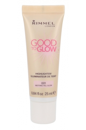 Rimmel London Good To Glow Brightener 25ml 001 Notting Hill Glow