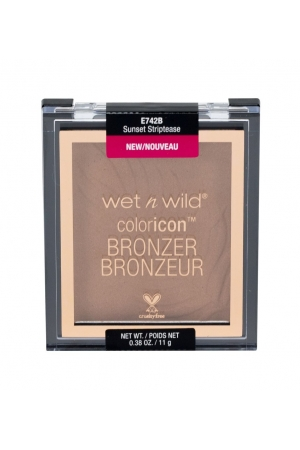 Wet N Wild Color Icon Bronzer Sunset Striptease 742B 11gr