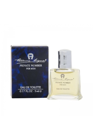 Aigner Private Number Eau De Toilette Mini 5ml