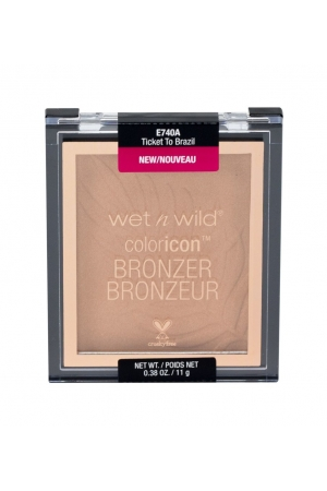 Wet N Wild Color Icon Bronzer Ticket To Brazil 740A 11gr
