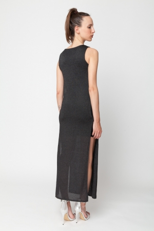 Maxi Lurex Dress
