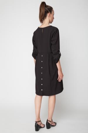 Ασύμμετρο Oversized Φόρεμα