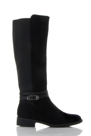 Knee High Rider Boots