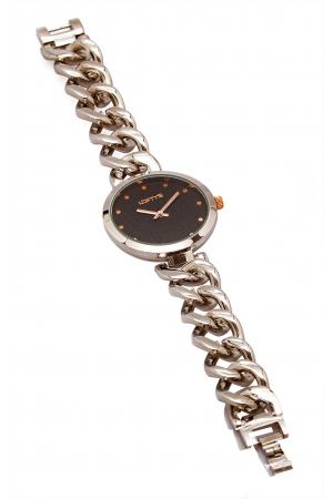 LOFTY'S Elegant Silver Metallic Bracelet