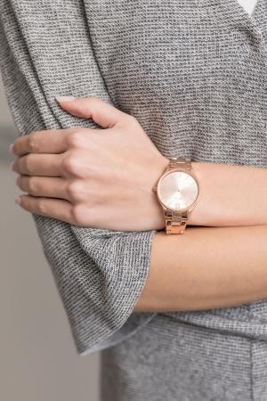 LOFTY'S Venus Rose Gold Metallic Bracelet