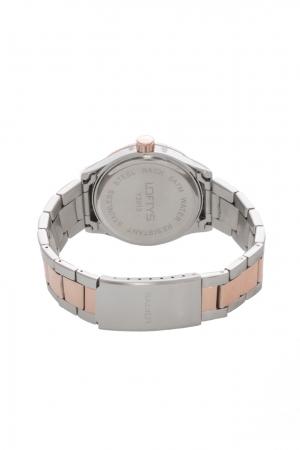 LOFTY'S Mercury Two Tone Metallic Bracelet