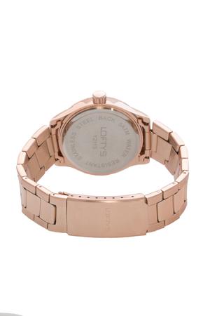 LOFTY'S Mercury Rose Gold Metallic Bracelet