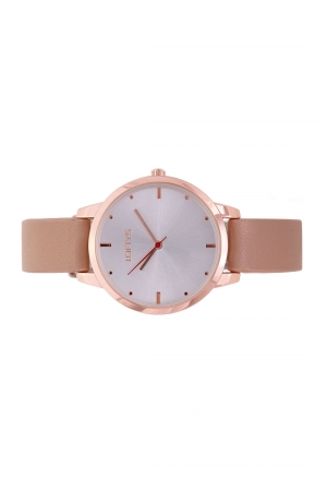 LOFTY'S Andromeda Beige Watch Y3412-7