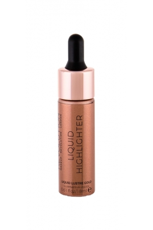 Makeup Revolution Mur Liquid Highlighter Lustre Gold 18ml