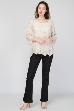 COZY Premium Silk Blouse