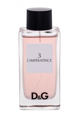 Dolce&gabbana D&g Anthology L/imperatrice 3 Eau De Toilette 100ml