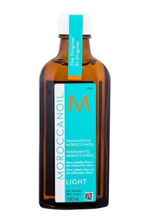 Moroccanoil Treatment Light 100ml (Blonde Hair - Fine Hair - Grey Hair)