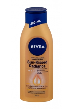 Nivea Sun-kissed Radiance Self Tanning Product 400ml