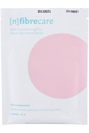 [n]fibrecare Nanofibre Face Mask Skin Conditioning Face Mask 1pc (For All Ages)