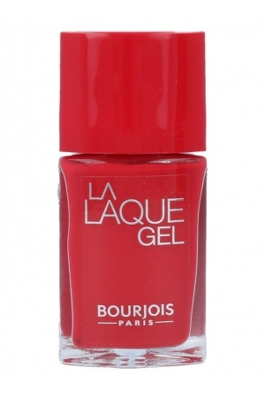 Bourjois Paris La Laque Gel Nail Polish 10ml 5 Are You Reddy?