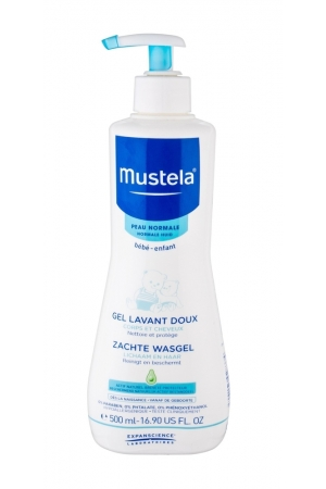 Mustela Bebe Cleansing Gel Shower Gel 500ml
