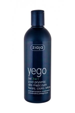 Ziaja Zia Yego 3in1 Shower Gel 300ml