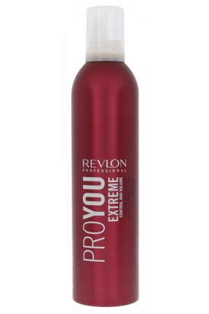 Revlon Professional Proyou Extreme Hair Mousse 400ml (Extra Strong Fixation)