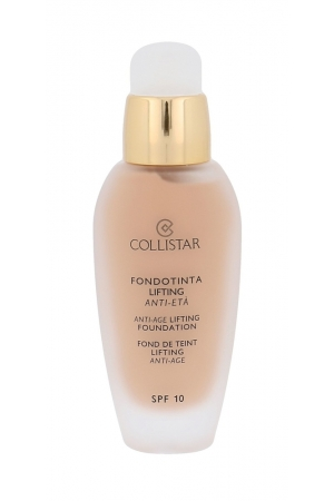 Collistar Anti-age Lifting Foundation Spf10 Makeup 30ml 5 Cinnamon