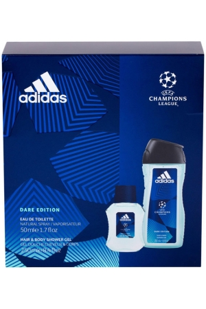 Adidas UEFA Champions League Dare Edition Eau de Toilette 50ml