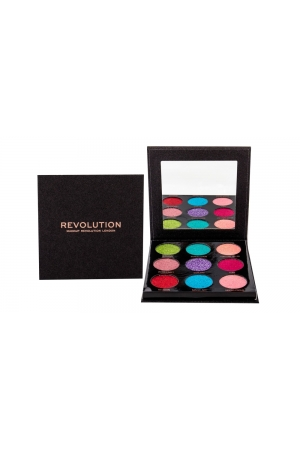 Makeup Revolution London Pressed Glitter Eye Shadow 10,8gr Abracadabra