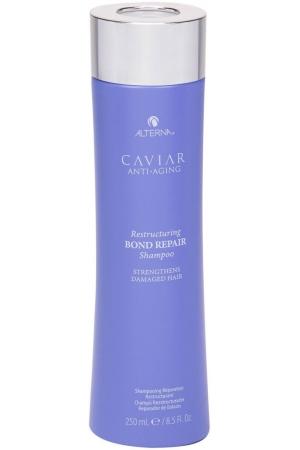 Alterna Caviar Anti-Aging Restructuring Bond Repair Shampoo 250ml (Damaged Hair)