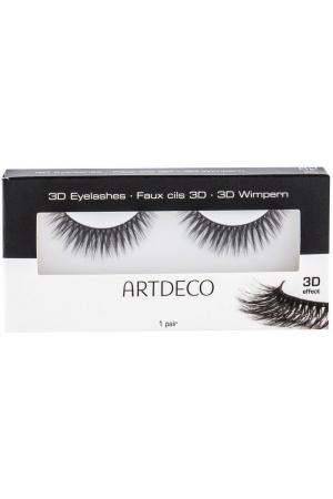 Artdeco 3D Eyelashes False Eyelashes 62 Lash Artist 1pc
