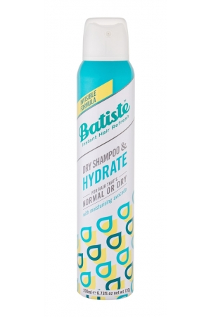Batiste Hydrate Dry Shampoo 200ml (Normal Hair - Dry Hair)