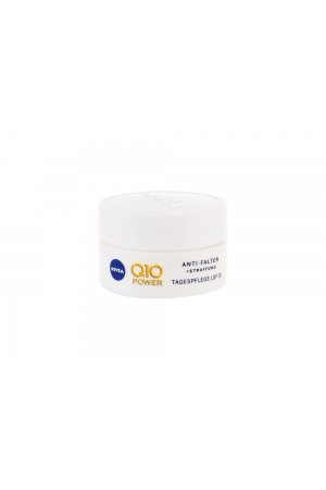 Nivea Q10 Power Anti-wrinkle + Firming Day Cream 20ml Spf15 (First Wrinkles - All Skin Types)