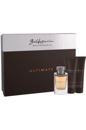 Baldessarini Ultimate Eau de Toilette 90ml Combo: Edt 50 Ml + Shower Gel 2x 50 Ml