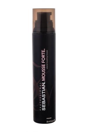 Sebastian Professional Mousse Forte Hair Mousse 200ml (Strong Fixation)