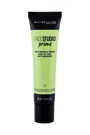 Maybelline Facestudio Anti-redness Makeup Primer 30ml 30