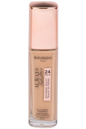 Bourjois Paris Always Fabulous 24H SPF20 Makeup 210 Vanilla 30ml