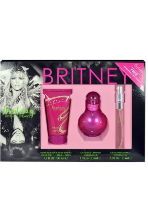 Britney Spears Fantasy Eau de Parfum 30ml Combo: Edp 30ml + 10ml Edp + 50ml Body Milk