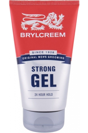 Brylcreem Gel Strong Hair Gel 150ml (Medium Fixation)