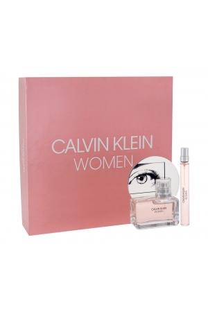 Calvin Klein Women Eau De Parfum 50ml Combo Edp 50 Ml + Edp 10 Ml