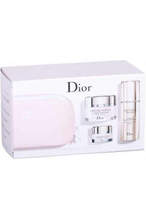 Christian Dior Capture Totale Day Cream 60ml + Facial Serum Multi-Perfection 50ml + Eye Cream Multi-Perfection 15ml (Wrinkles)