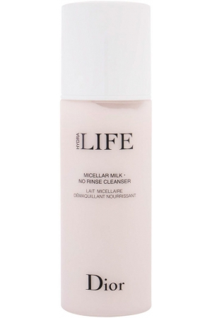 Christian Dior Hydra Life Micellar Milk No Rinse Cleanser Cleansing Milk 200ml