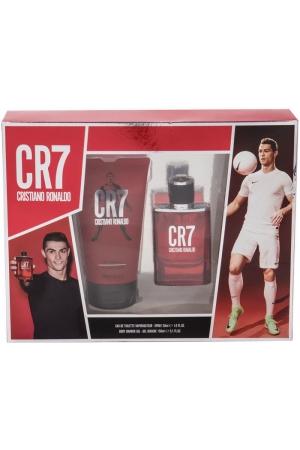 Cristiano Ronaldo CR7 Eau de Toilette 30ml Combo: Edt 30 Ml + Shower Gel 150 Ml