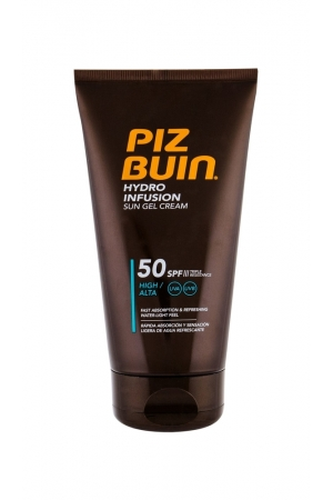Piz Buin Hydro Infusion Sun Body Lotion 150ml Waterproof Spf50